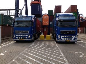 Van brakel containers